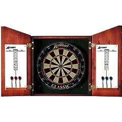 Buy Accudart Union Jack Dartboard Cabinet by Accudart