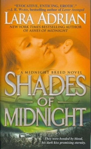 Image of Shades of Midnight: (The Midnight Breed, Book 7)