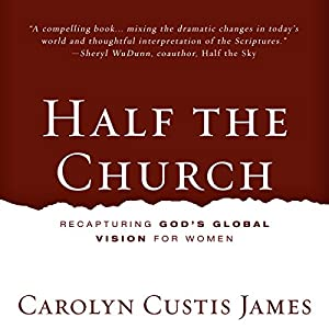 Half the Church Audiobook