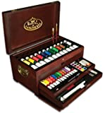 Royal & Langnickel Premier Painting Chest Deluxe Art Set, 80-Piece