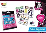 IMC TOYS 704080 - Monster High Sobre Pegatinas