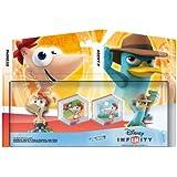 Disney Infinity Phineas & Ferb Toy Box Set (Xbox 360/PS3/Nintendo Wii/Wii U/3DS)