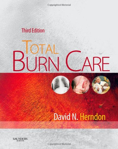 Total Burn Care, 3e
