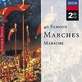 echange, troc Artistes Divers - 40 famous marches