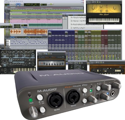 Pro Tools MP + Fast Track Pro High-Performance