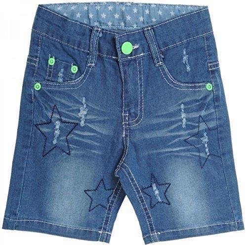 BEZLIT -  Pantaloncini  - Pantalone capri - Basic - ragazza Blu blu