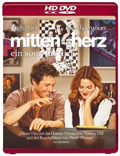 Mitten ins Herz - Ein Song für Dich [HD DVD]
