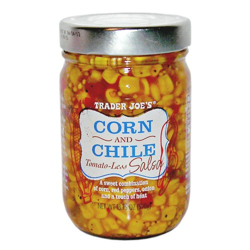 Trader Joe's Corn & Chile Tomatoless Salsa