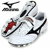 MIZUNO(ミズノ) サッカー スパイク モレリア II メンズ ホワイト/ブラック P1GA150109 WHT/BLK