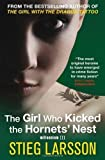 img - for The Girl Who Kicked the Hornets' Nest (Millennium Trilogy Book 3) by Stieg Larsson on 01/04/2010 UK paperback edition book / textbook / text book