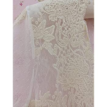 Vintage Sleeping Night Gown Cardigan Floral Lace Bridal Robe Long Sleeves Pajamas