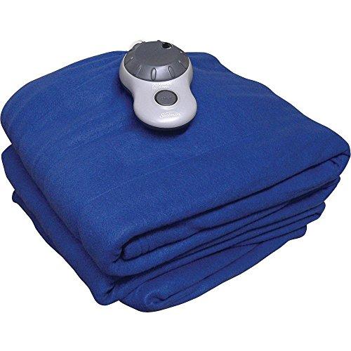 Sunbeam Heated Electric Throw Blanket Fleece Extra Soft