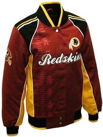 NFL Ladies Washington Redskins Franchise Twill Jacket by MTC Marketing, Inc