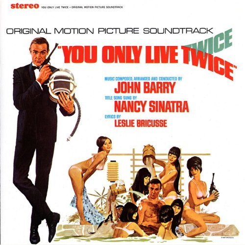 Original album cover of You Only Live Twice (Original Motion Picture Soundtrack) by James Bond - OST