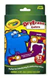 Crayola Dry Erase Learning Flash Cards Colors