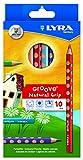 LYRA Groove Kartonetui mit 10 Farbstiften