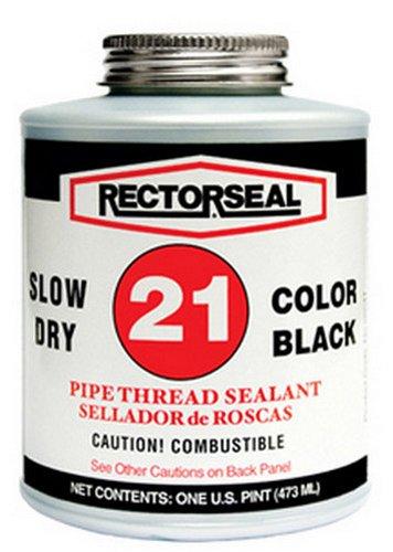 Rectorseal gallon drum no black jack pipe