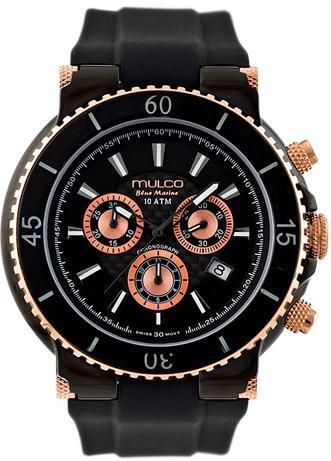 Mulco Mw3-70603-025 Bluemarine Chronograph Swiss Movement Watch
