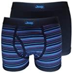 Jeep Cotton Key Hole Trunk (2 Pack)