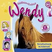 Verschwörung im Internat (Wendy 50)   Nelly Sand