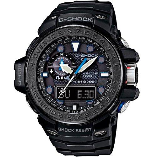 Casio - G-Shock - Gulfmaster - Black - GWN1000C-1A