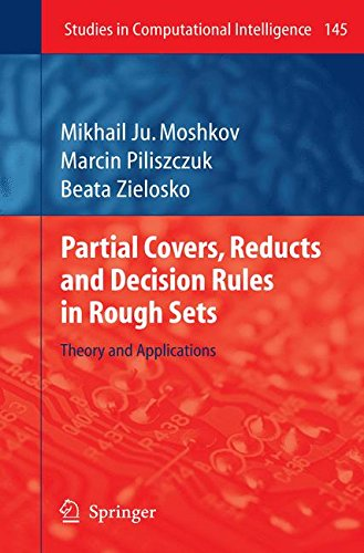 Partial Covers, Reducts and Decision Rules in Rough Sets: Theory and Applications (Studies in Computational Intelligence