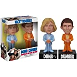 Funko Dumb and Dumber Talking Wacky Wobbler Set