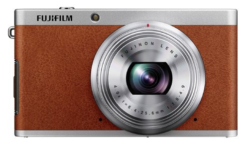Fujifilm XF1/Brown 12MP Digital Camera  3-Inch