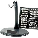 フィギュア ドール スタンド 1/6 サイズ ディスプレイ 用 (5個 セット) -