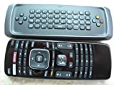 New VIZIO Qwerty dual side keyboard internet smart tv remote---for VIZIO E420i-A1 E500i-A1 E601i-A3 E470i-A0 M420KD E701i-A3 E420i-A0 E500i-A0 ----30 days warranty!