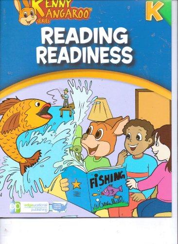 Kenny Kangaroo Reading Readiness Workbook Grade K (Kindergarten) by Edgeucational