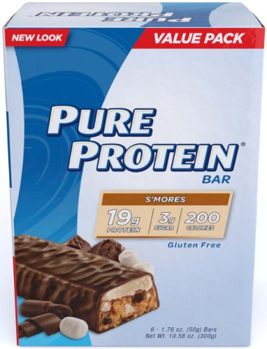 Pure Protein Bar Nutrition
