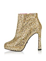 Buffalo London Botines Trillare (Oro)