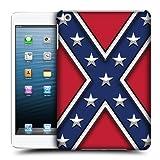 Head Case Designs Rebel Flag Redneck Pride Hard Back Case Cover for Apple iPad mini