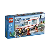 LEGO City Town Ambulance 4431