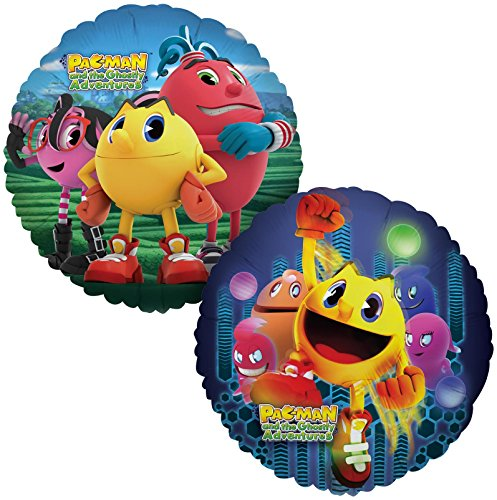 Birthday Express - PAC-MAN and the Ghostly Adventures Foil Balloon