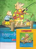 Piggy and Dad Go Fishing Book and Audio CD Set (Paperback)