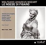 Cesare Siepi (Figaro) Mozart: Le Nozze di Figaro (The Met/Rudolf/1956)