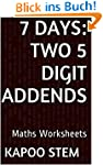 7 Days Math Addition Series: Two 5 Di...