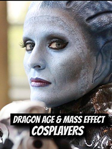 Mass Effect & Dragon Age Cosplayers on Amazon Prime Video UK
