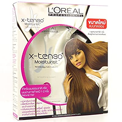L'Oreal x-tenso Hair Straightener Kit