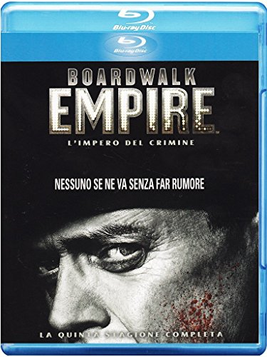 Boardwalk Empire - Stagione 05 [Blu-ray] [IT Import]