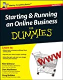 Kim Gilmour Starting and Running an Online Business For Dummies