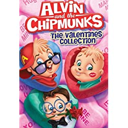 Alvin and The Chipmunks: The Valentines Collection
