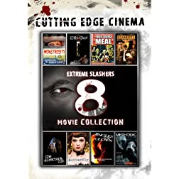 Extreme Slashers 8 Movie Collection
