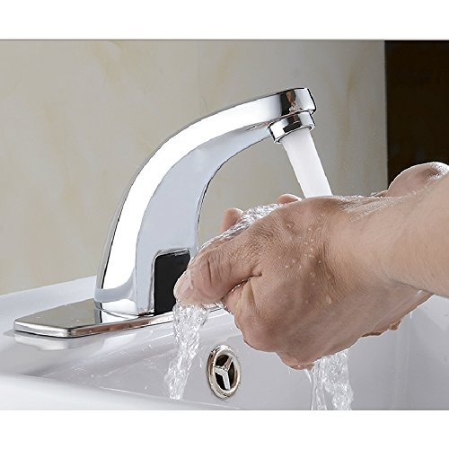 hands-free-automatic-sensor-faucet-bathroom-basin-faucet-cold-water-taps