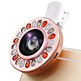 Selfie-Light-AFUNTA-Selfie-Ring-Light-with-Lens-Supplementary-Lighting-Night-or-Darkness-Selfie-Enhancing-for-Photography-for-iPhones-and-Android-Smart-Phones