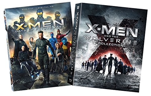X-Men: Days of Future Past and Wolverine Collection [Blu-ray]