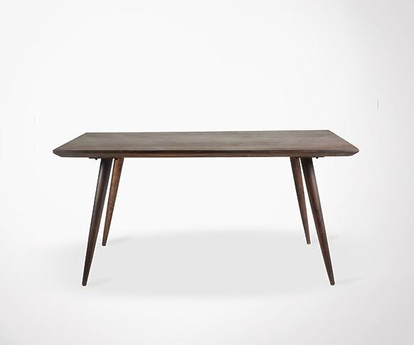 Tavolo da pranzo design legno di palissandro Olie–160cm