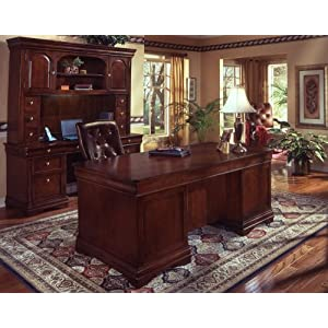 Office Furniture DMI - Rue de Lyon Executive Office Furniture / Home Office Furniture Package 9